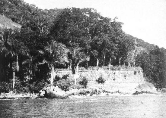 Forte São Felipe - Guarujá - SP